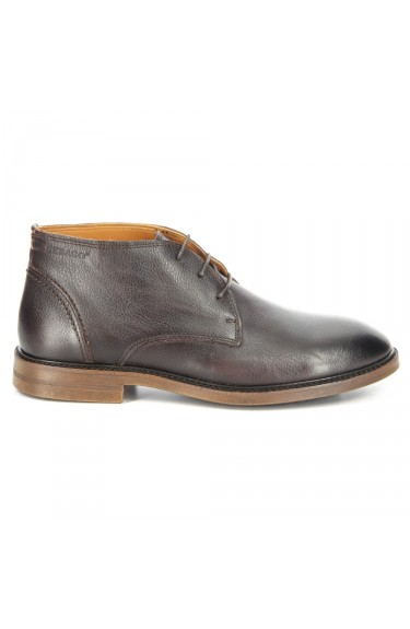 Bryant Chukka Dark Brown Pebbled
