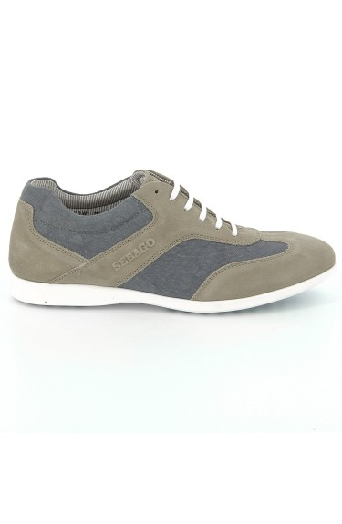 Teague T-Toe Taupe/Navy