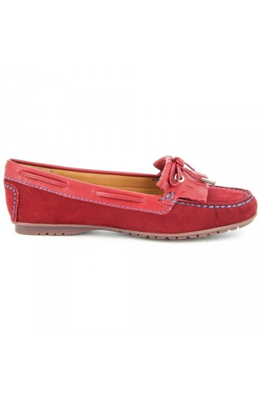 Meriden Kiltie Dark Red