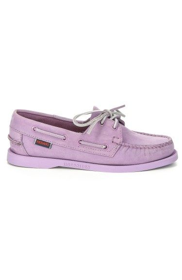 Docksides  Light Purple Nubuck