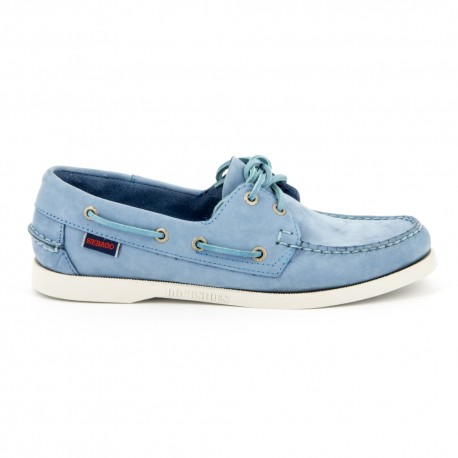DO D WS B500213 LT BLUE NUBUCK