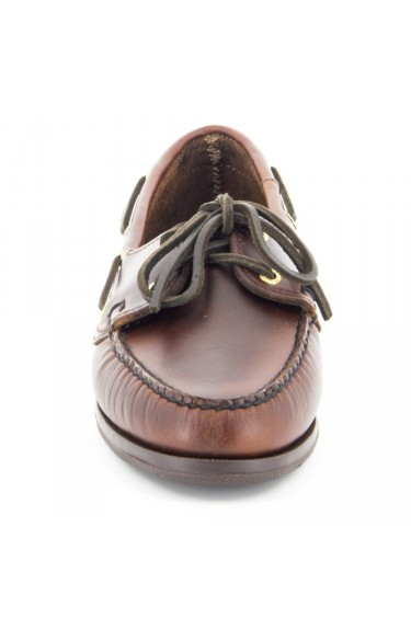 Victory Brown Oiled Waxy Leather