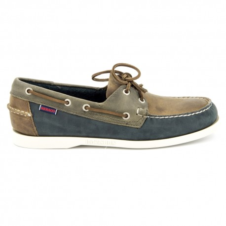 DO H WS B720351 BROWN/NAVY/GRE