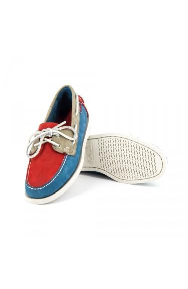 Spinnaker Red/Blue/Grey NBK