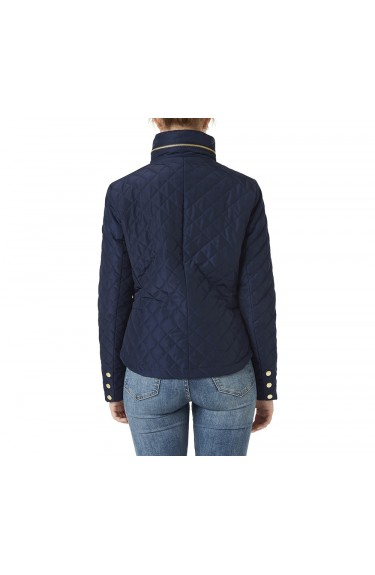 Wylie Quilted Jacket  Navy