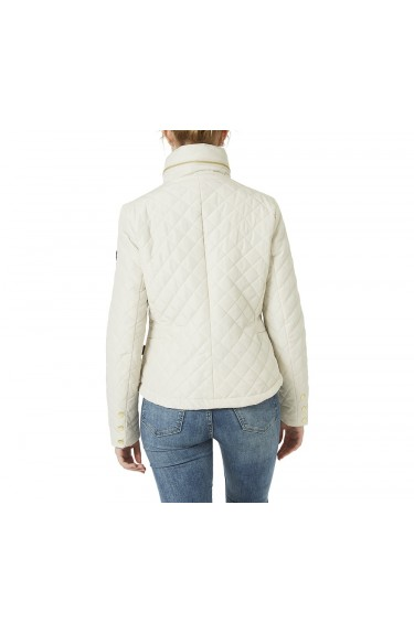 Wylie Quilted Jacket  Light Sand