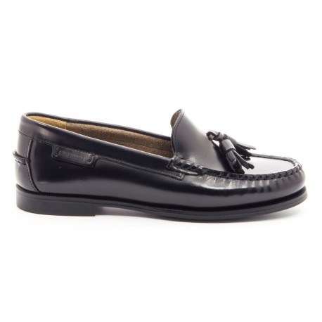 PLAZA TASSEL BLACK LTR