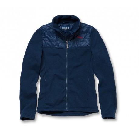 Tillies Fleece Jacket Navy
