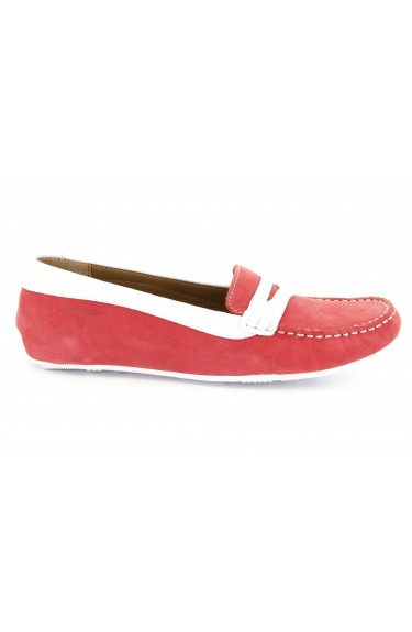 Lucerne Red/White Patent