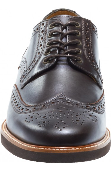 TARRACO DK BROWN LEATHER