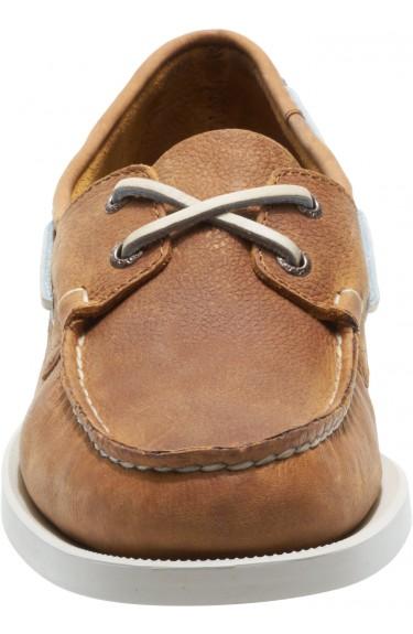 Docksides Lite Brown Leather