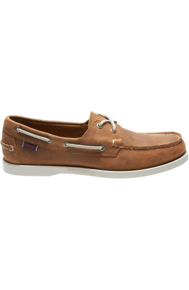 Docksides Lite Brown Leather