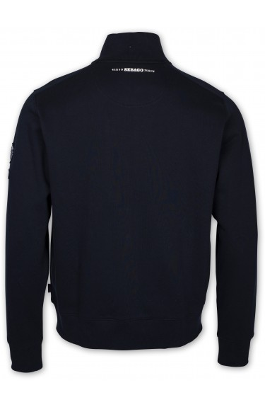 PORT FULL ZIP NAVY