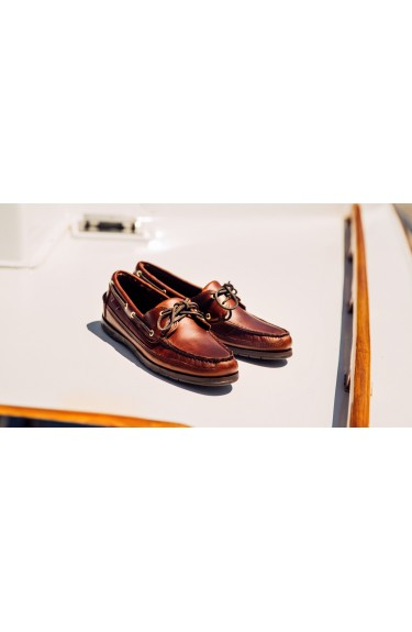 Docksides Seahorse Leather