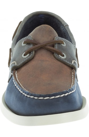 Docksides Brown/Navy