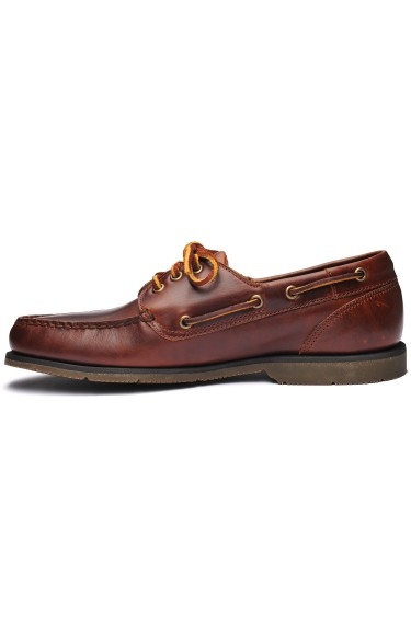 Docksides Foresiders  Brown Gum