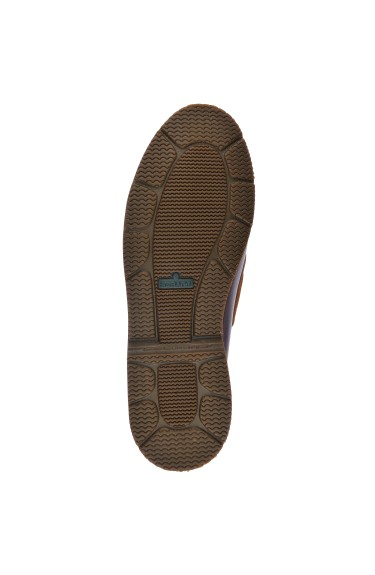 Docksides Foresiders Men  Brown Gum