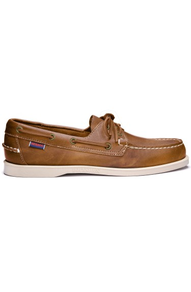 Docksides Portland Crazy Men  Brown Tan