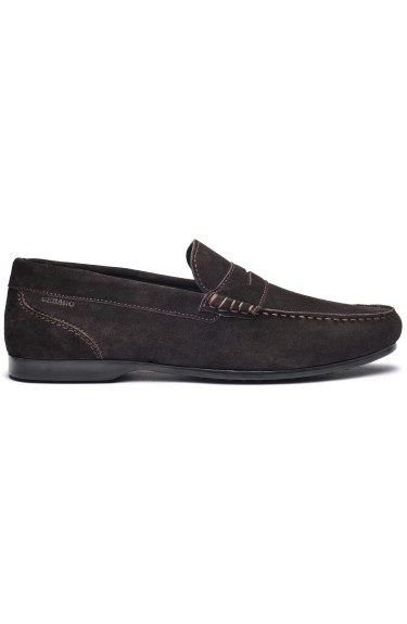 Citysides Byron Suede Men Dark Brown