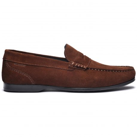 Citysides Byron Suede Men Brown