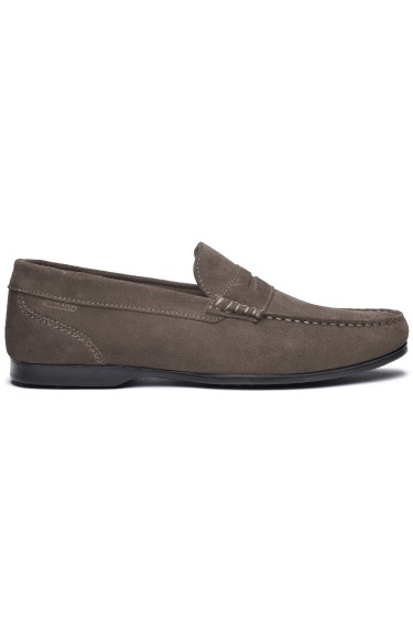 Citysides Byron Suede Women Almond