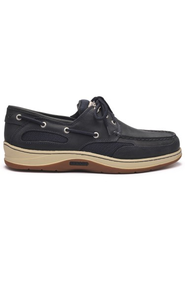 Docksides Clovehitch II FGL Waxed  Blue/Navy