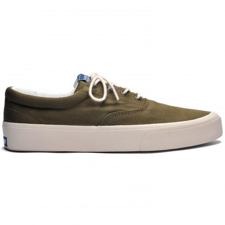 Docksides John Men Green Military