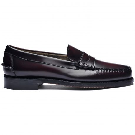 CLASSIC DAN MEN BROWN BURGUNDY