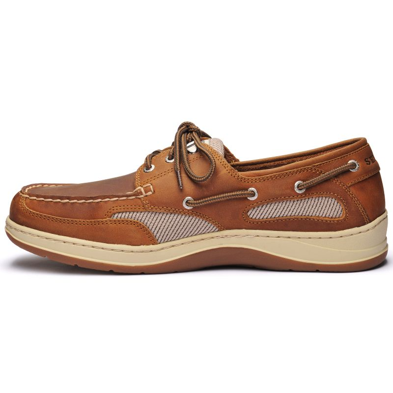 1a145a0f389 Docksides Clovehitch II FGL Waxed Men Brown Tan - Sebago® Belgium