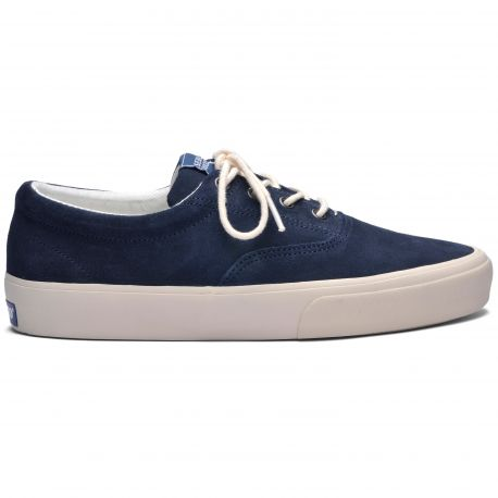 JOHN SUEDE WOMEN Blue Navy