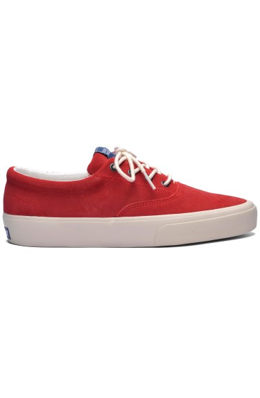 JOHN SUEDE WOMEN Red