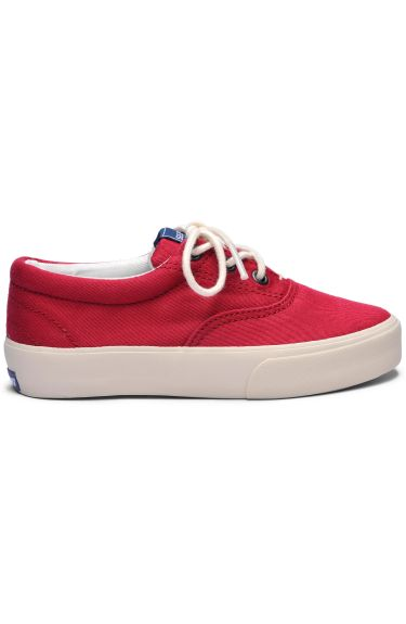 Docksides John Kids  Red