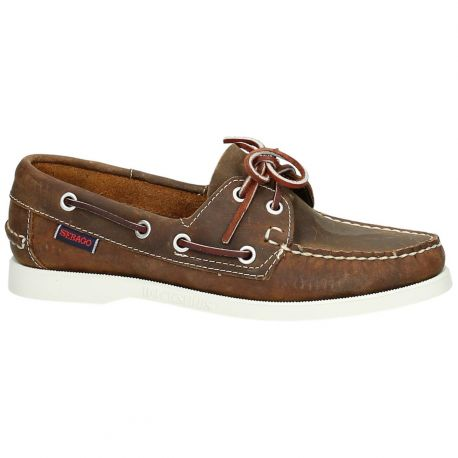 Docksides  Chocolate Nubuck