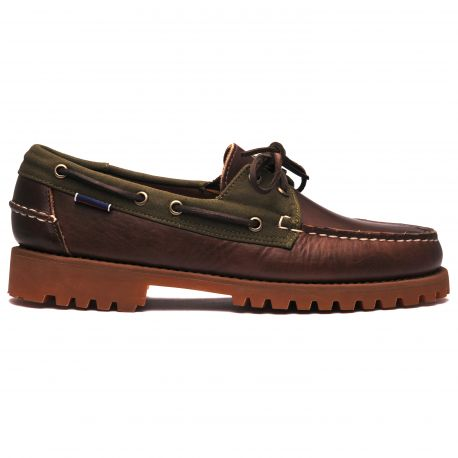 Portland Lug Millerain  Dark Brown