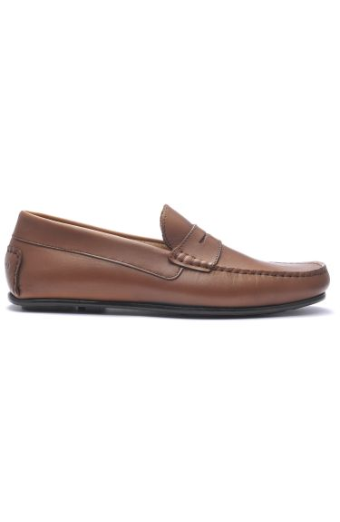 Tirso Penny  Leather Tan