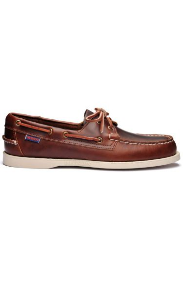 Docksides Portland Waxed Men  Brown