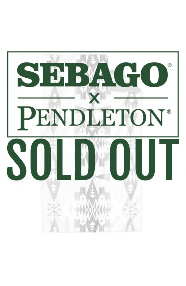 SEBAGO X PENDLETON  LIMITED EDITION - CHIMAYO
