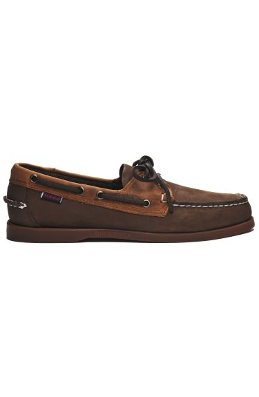Docksides Rookies  Dark Brown/Tan/Gum