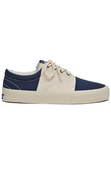 JOHN FLAGS Blue-OffWhite