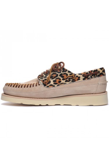 KEUKA WILD LtBeige-Cheetah
